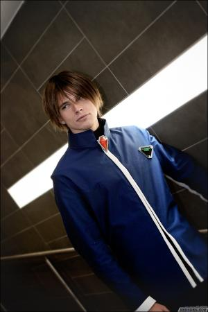 Ryoji Kaji from Neon Genesis Evangelion worn by KenEden
