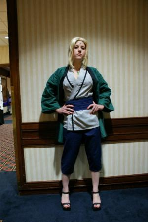 Tsunade from Naruto worn by Ifria