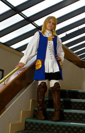 Refia from Final Fantasy III worn by Ifria