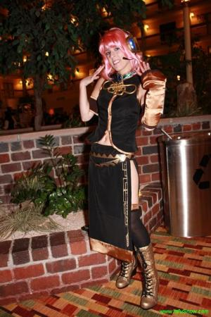 Megurine Luka from Vocaloid 2 worn by Ifria