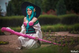 Yamuraiha from Magi Labyrinth of Magic worn by Ifria