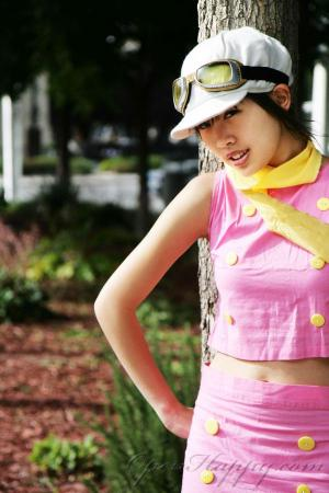 Sakura from Tsubasa: Reservoir Chronicle