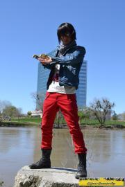 Kurenai Wataru from Kamen Rider Kiva