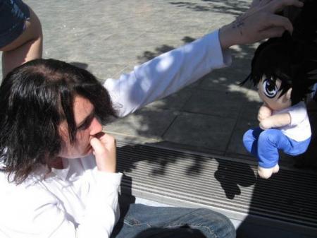 L / Ryuuzaki from Death Note