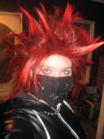 Axel from Kingdom Hearts 2