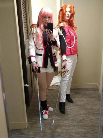 Juri Arisugawa from Revolutionary Girl Utena worn by Sailor Anime