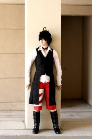 Nikaido Akira from Monochrome Factor worn by Sailor Anime