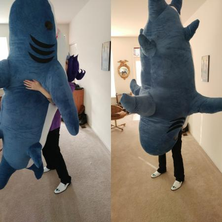 Shark / Ryoga Kamishiro from Yu-Gi-Oh! ZEXAL