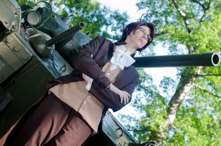 Austria / Roderich Edelstein from Axis Powers Hetalia worn by Sailor Anime