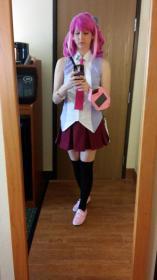 Yuzu Hiragi from Yu-Gi-Oh! Arc-V