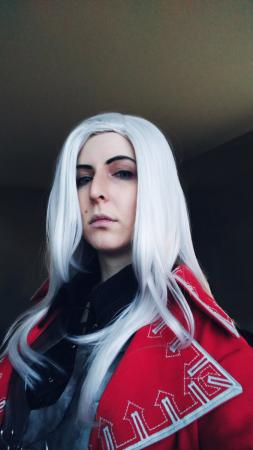 Juste Belmont from Castlevania: Harmony of Dissonance worn by Sailor Anime