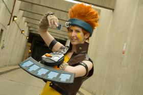 Crow Hogan from Yu-Gi-Oh! 5Ds worn by Sailor Anime