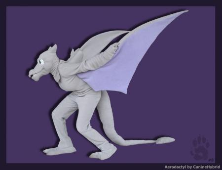 Aerodactyl from Pokemon