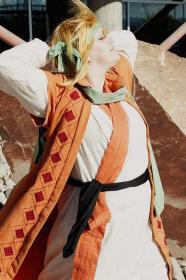 Zeno from Akatsuki no Yona