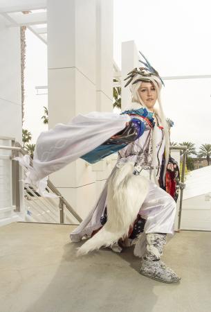 Lin Xue Ya from Thunderbolt Fantasy by Myst