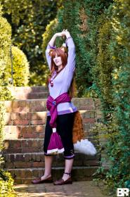 Horo from Spice and Wolf worn by Yashuntafun
