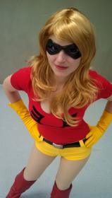 Jesse Quick from DC Comics worn by Yashuntafun
