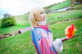 Howl from Howls Moving Castle worn by KitsuEmi