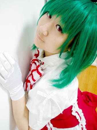 Ranka Lee from Macross Frontier (Worn by KitsuEmi)