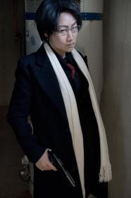 Danno Tatsuya from Ouroboros worn by KitsuEmi