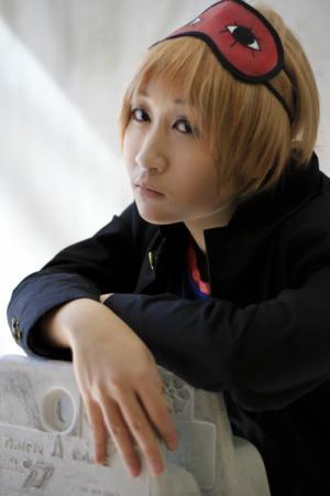 Sougo Okita from Gintama