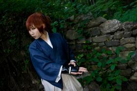 Kenshin Himura from Rurouni Kenshin worn by KitsuEmi