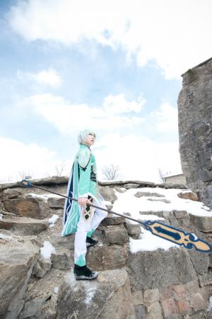 Mikleo from Tales of Zestiria worn by KitsuEmi