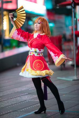 Honoka Kosaka from Love Live! worn by KitsuEmi