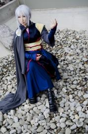 Sion Astal from Legend of the Legendary Heroes