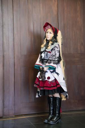 Shinku from Rozen Maiden worn by KitsuEmi