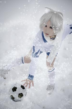 Fubuki Shirou from Inazuma Eleven