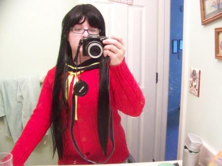 Yukiko Amagi from Persona 4 worn by Krissy-Chan