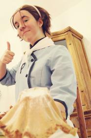 Azuma Kazuma from Yakitate!! Japan worn by Lulu Miyazawa