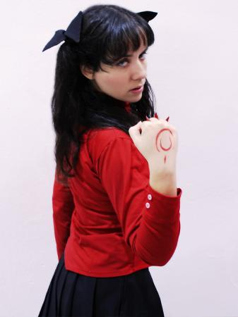 Rin Tohsaka from Fate/Stay Night worn by Lulu Miyazawa