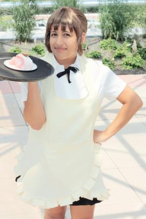 Popura Taneshima / Poplar from WORKING!! worn by Jubei