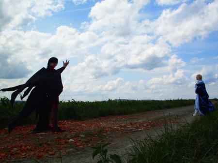 Kamui Shirou from Tsubasa: Reservoir Chronicle