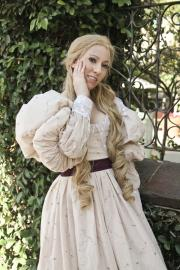 Cosette from Les Miserables worn by Aerial