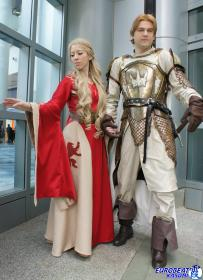 Cersei Lannister from Game of Thrones worn by Aerial