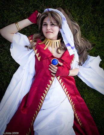 Belldandy from Ah My Goddess (Worn by FeliciaCat)