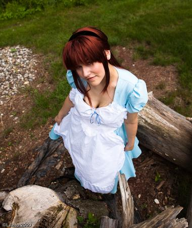 Mikuru Asahina from Melancholy of Haruhi Suzumiya worn by FeliciaCat