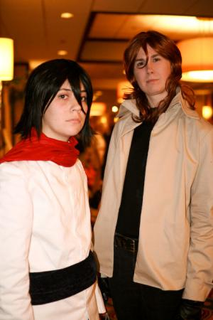 Setsuna F Seiei from Mobile Suit Gundam 00 worn by Varnani
