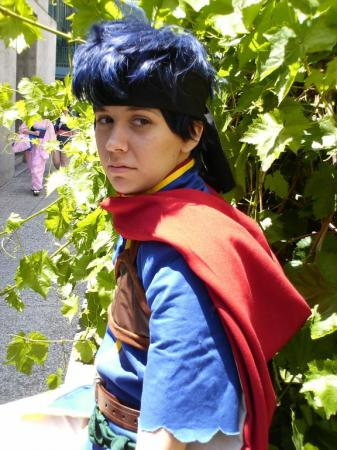 Ike from Fire Emblem: Path of Radiance worn by Varnani
