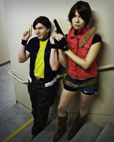 Claire Redfield from Resident Evil: Darkside Chronicles worn by Varnani