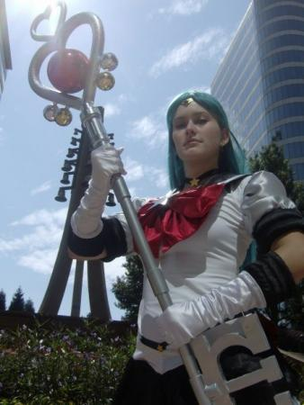 Eternal Sailor Pluto from Sailor Moon Sailor Stars