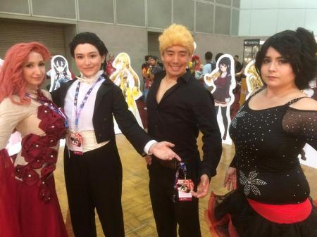 Kaname Sengoku from Welcome to Ballroom