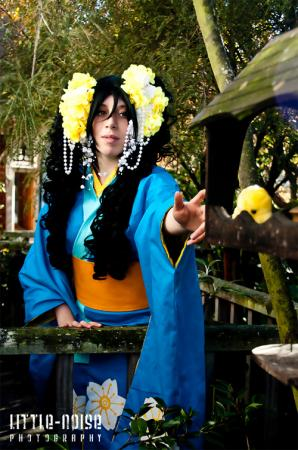 Kunogi Himawari from xxxHoLic worn by seraphik