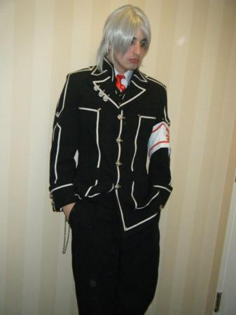 Zero Kiryu from Vampire Knight worn by xProfAwesome