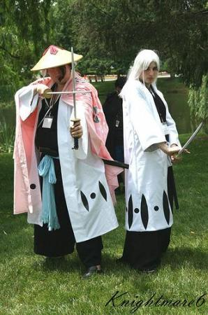 Ukitate Jyuushiro from Bleach worn by xProfAwesome