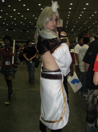 Kuja from Final Fantasy IX