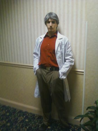Professor Oak from Pokemon